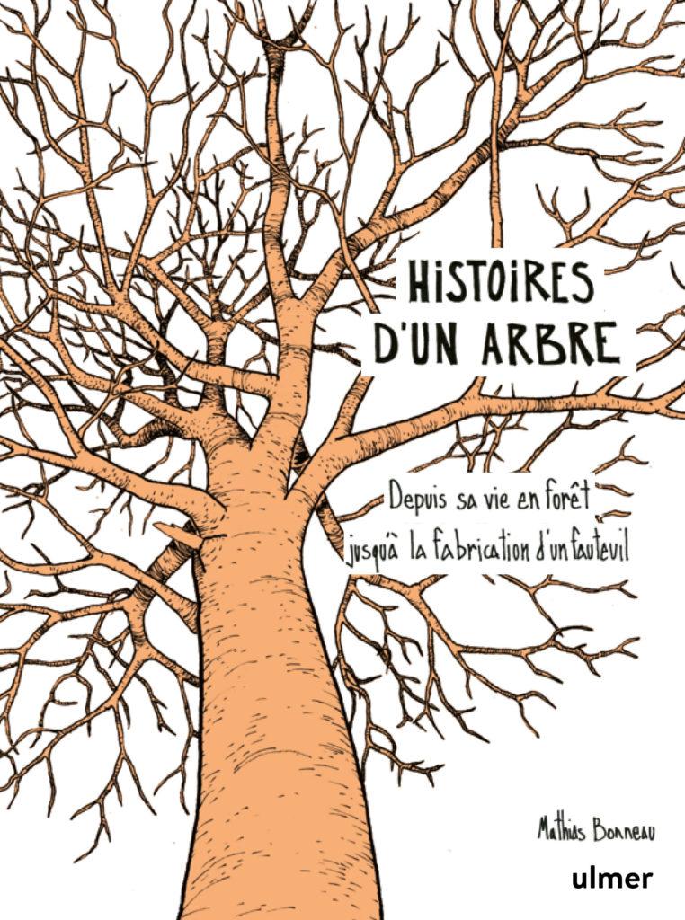 livre histoire d'un arbre