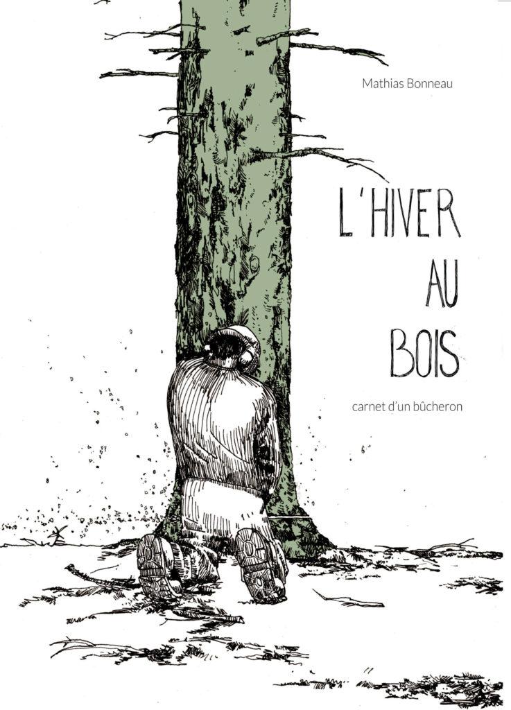 hiver au bois